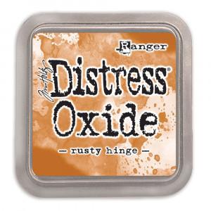 Encre Distress Oxide Rusty Hinge