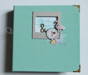 Tutoriel Mini Album Week-end de rêve