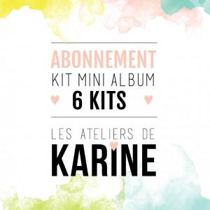 Abonnement 6 kits