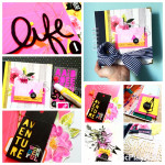 Kit Mini Album Back to NEON !