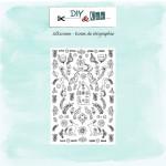 Jardin d'Hiver Silkcreen Screen&Folk