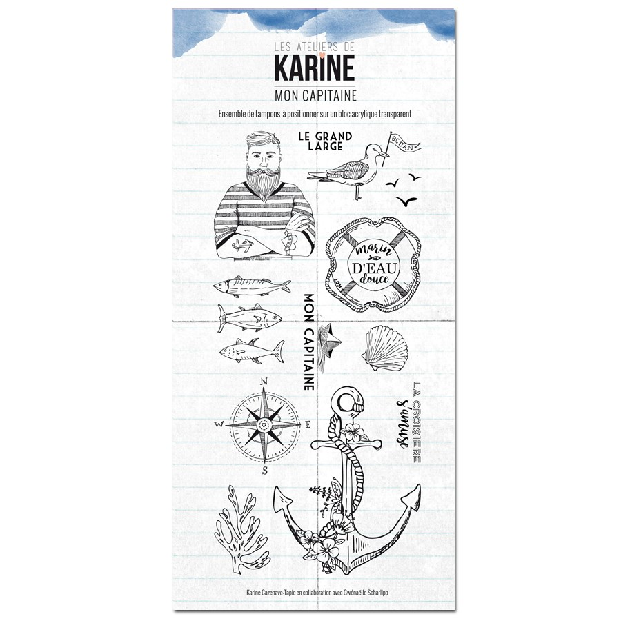 thumbnail_MON CAPITAINE - CLEAR STAMPS - WEB