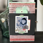 Tutoriel Mini Album Masculin Correspondances