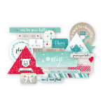 Mint, Choco & Gourmandises-Les Die cuts