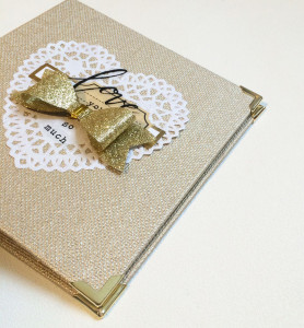 Tutoriel Mini Album Oh My Gold 3!