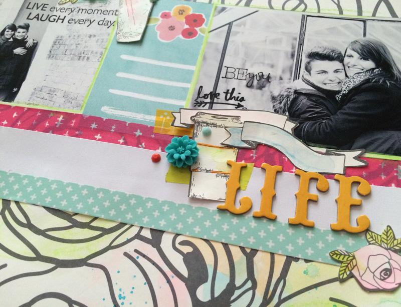Blog Hop avec COLORlife !!!! - Les Ateliers de Karine