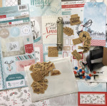 Kit Mini Album Journal de NOEL 2018