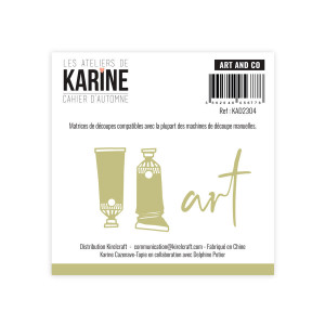 Cahier d'Automne Dies Art and Co
