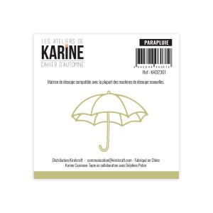 Cahier d'Automne Die Parapluie