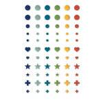 Cahier d'Automne Enamels Dots