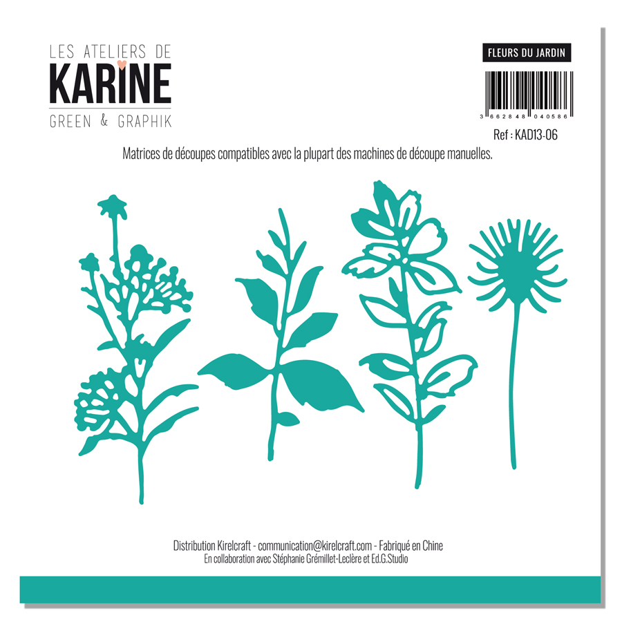 Green&Graphik - die fleurs du jardin - web