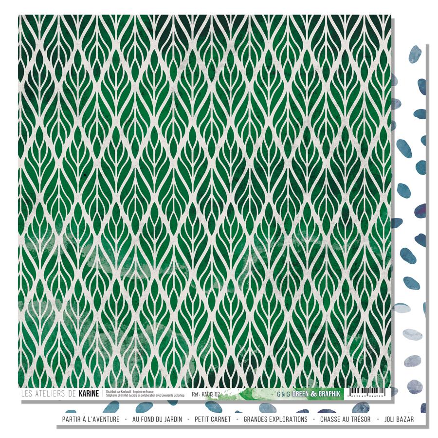 Green&Graphik - papier g&g - web