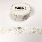 Intemporelle Masking Tape Floral