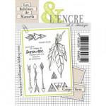 Tampon clear L'encre&L'image Carpe Diem