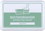 Encre Lawn Fawn Sage Leaf