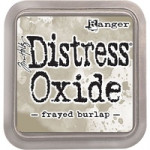 Encre Distress Oxide Frayed Burlap
