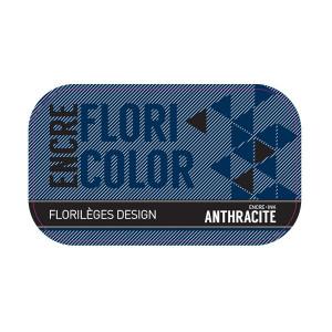 Encre Floricolor couleur Anthracite