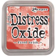 Encre Distress Oxide Fired Brick