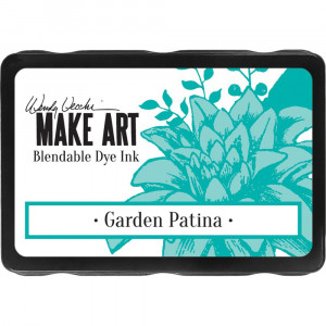 Encre Make Art Garden Patina