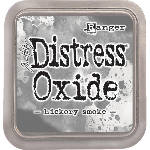 Encre Distress Oxide Hickory Smoke