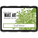 Encre Make Art Leaf Green