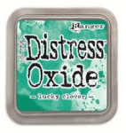Encre Distress Oxide Lucky Clover