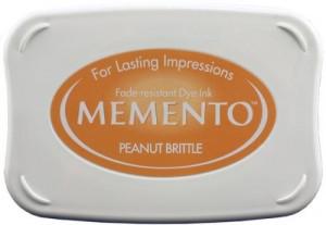Encre Memento Peanut Brittle