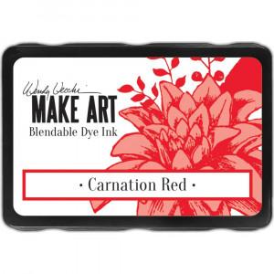 Encre Make Art Red Carnation
