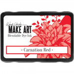 Encre Make Art Red Carnation
