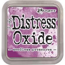 Encre Distress Oxide Seedless Preserves