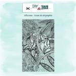 Silkscreen Feuillage - DIY and Cie