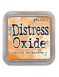 Encre Distress Oxide Spiced Marmelade