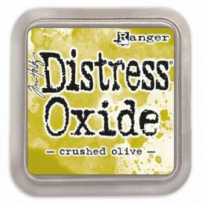 Encre Distress Oxide Crushed Olive