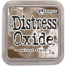 Encre Distress Oxide Walnut Stain