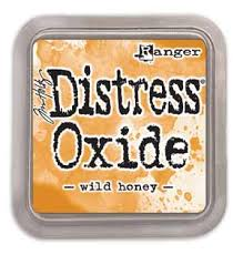 Encre Distress Oxide Wild Honey