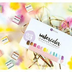 Aquarelle Prima Pastel Dreams 12 couleurs