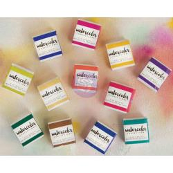 Aquarelle Prima Tropical 12 couleurs