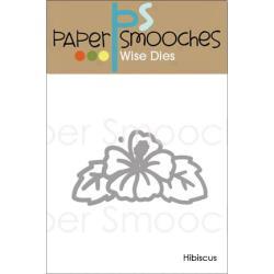 Matrice de découpe Hibiscus