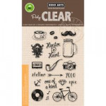 Tampon Clear Hipster Hero Arts