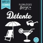 Matrices de découpe Détente Florilèges Design