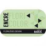Encre Floricolor couleur Basilic
