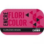Encre Floricolor couleur Carmin