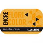 Encre Floricolor couleur Clémentine