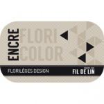 Encre Floricolor Couleur Fil de lin