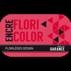 Encre Floricolor Couleur Garance