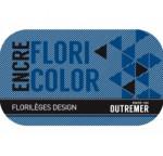 Encre Floricolor couleur Outremer
