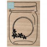 Tampon bois Jar