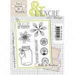 Tampon clear L'Encre&L'image Bulle de bonheur