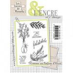 Tampon clear L'Encre&L'image Comme un parfum d'hiver
