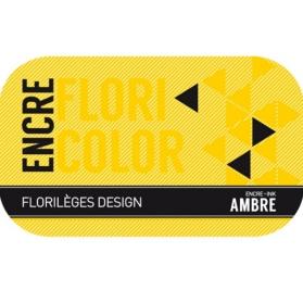 Encre Floricolor couleur Ambre